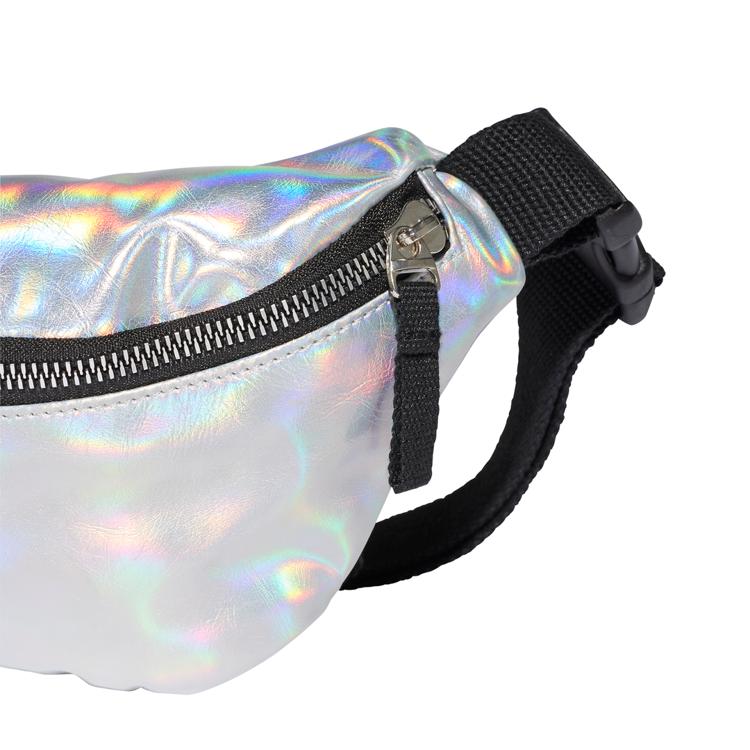 Adidas Originals Bæltetaske Waistbag Metallic Sølv 5