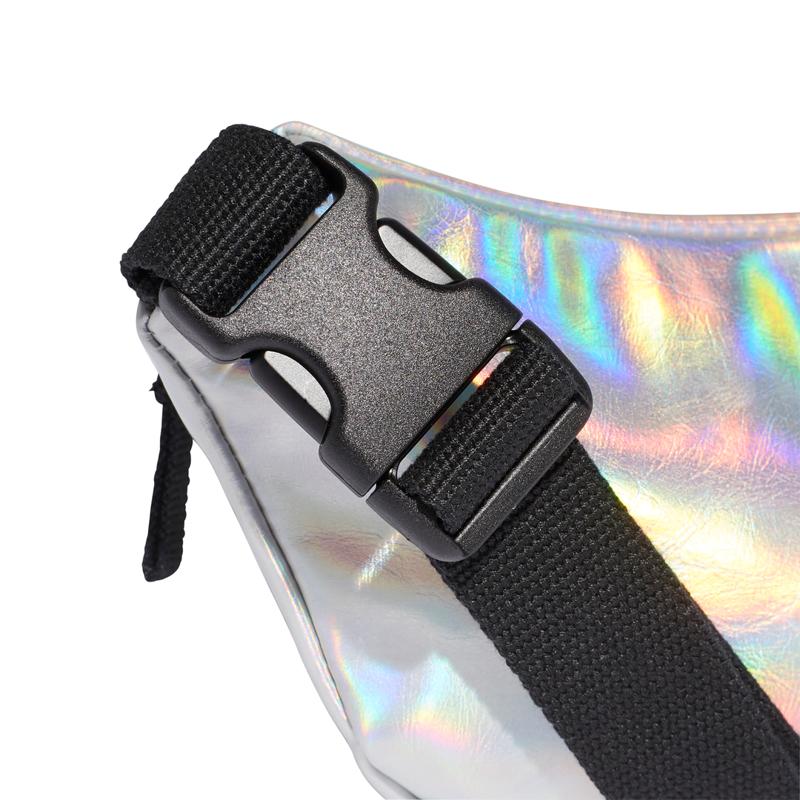 Adidas Originals Bæltetaske Waistbag Metallic Sølv 6