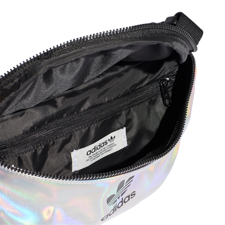 Adidas Originals Bæltetaske Waistbag Metallic Sølv 7