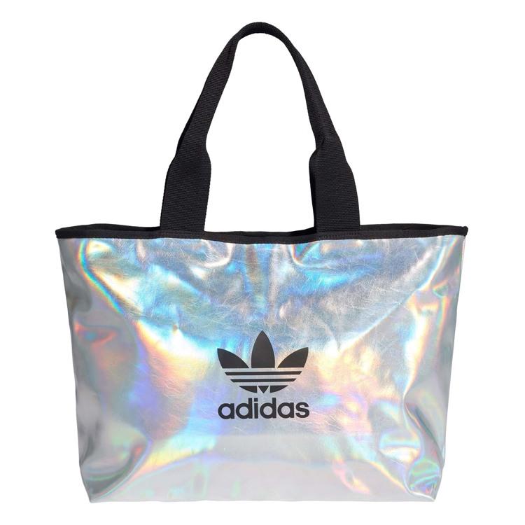 Adidas Originals Shopper Metallic Sølv 1