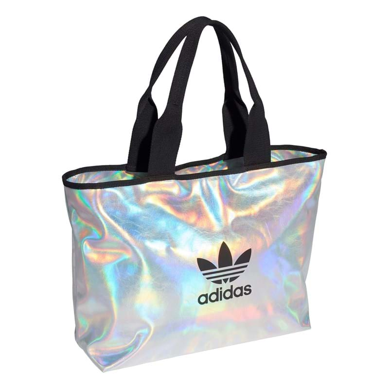 Adidas Originals Shopper Metallic Sølv 2
