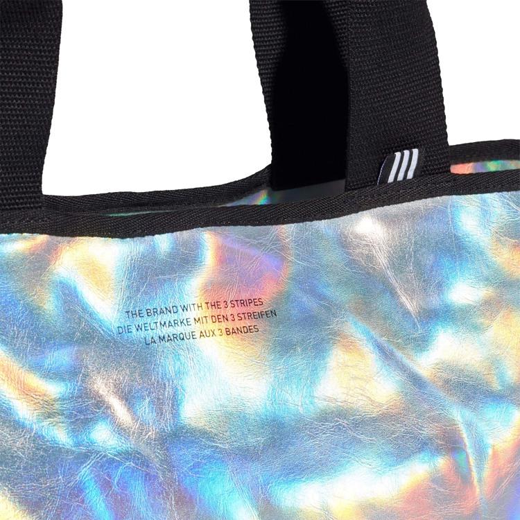 Adidas Originals Shopper Metallic Sølv 6