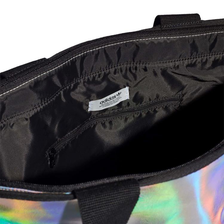 Adidas Originals Shopper Metallic Sølv 7