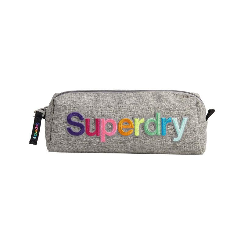 Superdry Penalhus Rainbow Grå 1