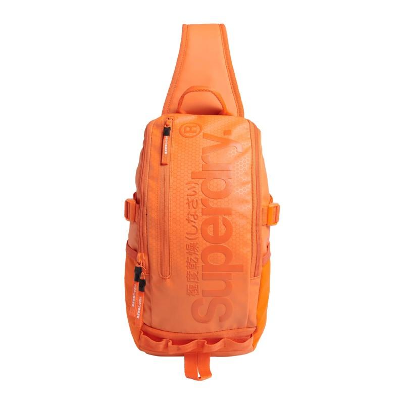 Superdry Rygsæk Hardy Sling Bag Orange 1