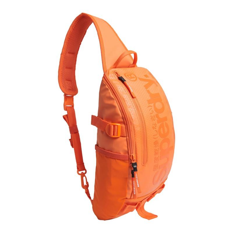 Superdry Rygsæk Hardy Sling Bag Orange 2