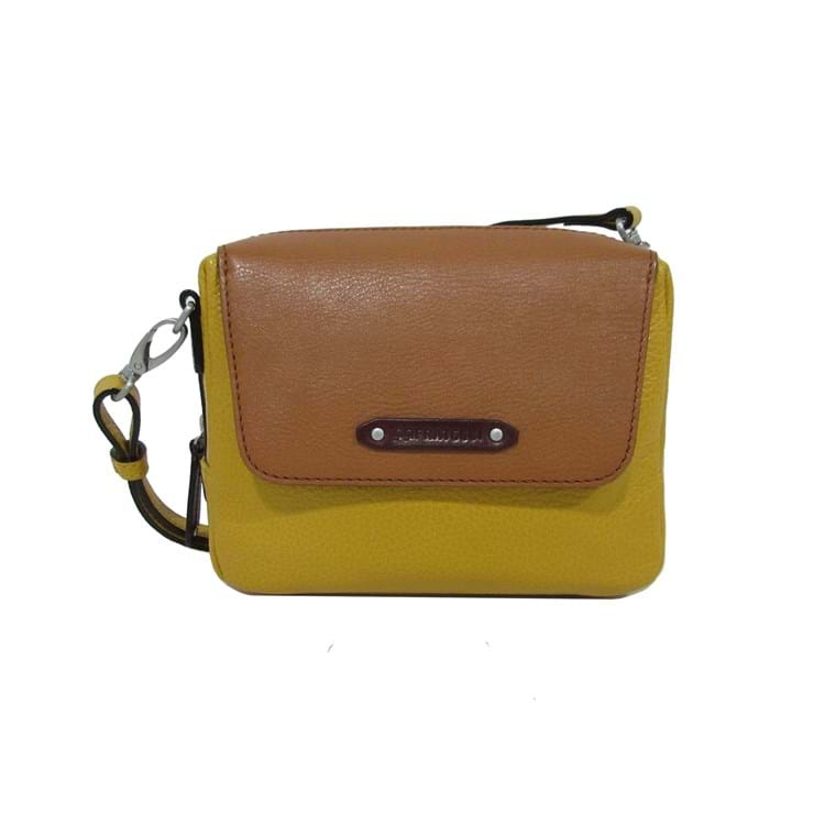 Gigi Fratelli Crossbody Mix Karry gul 1