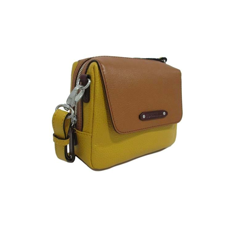 Gigi Fratelli Crossbody Mix Karry gul 3