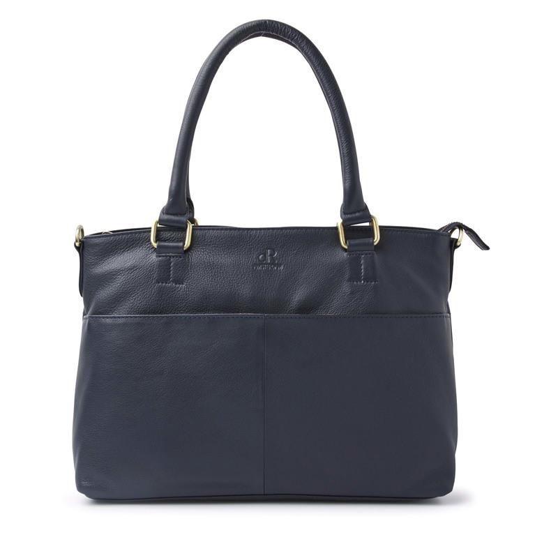 dR Amsterdam Håndtaske Blå 1