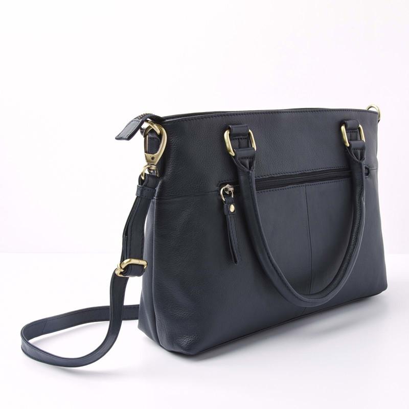 dR Amsterdam Håndtaske Blå 2