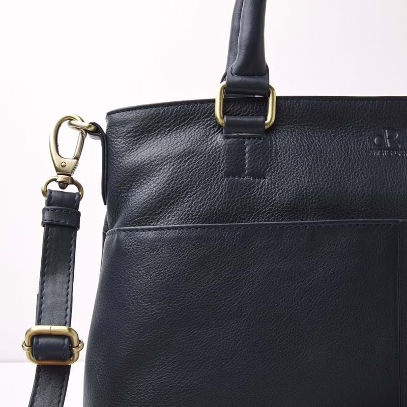 dR Amsterdam Håndtaske Blå 3