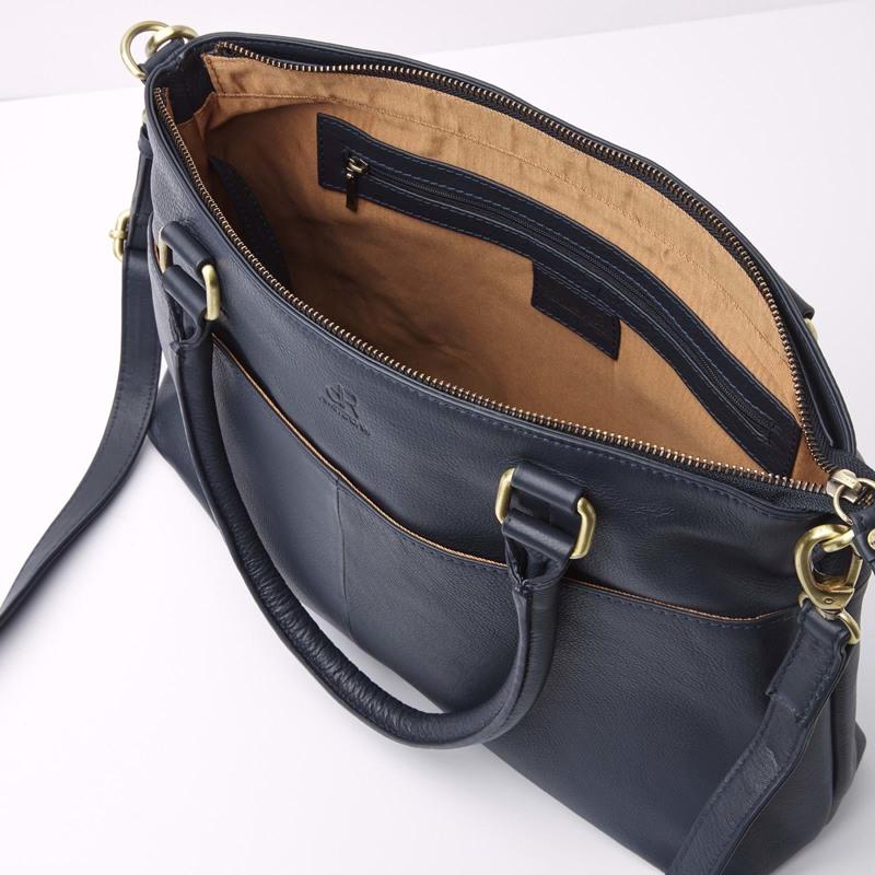 dR Amsterdam Håndtaske Blå 4
