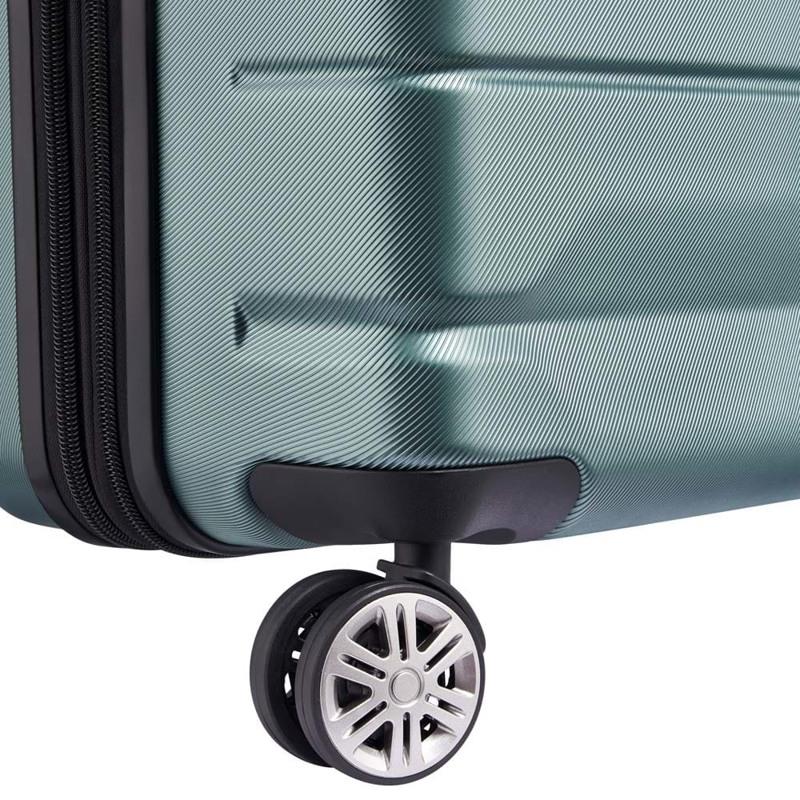 Delsey Kuffert Air Armour slim M. Grøn 6