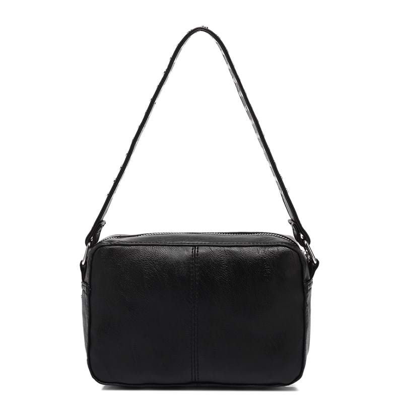 Noella Crossbody Kendra Leather Look Sort 2