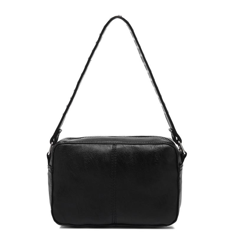 Noella Crossbody Kendra Leather Look Sort 2