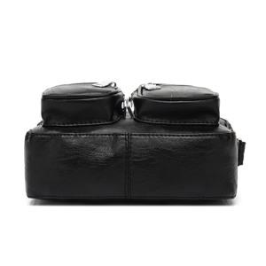 Noella Crossbody Kendra Leather Look Sort 5