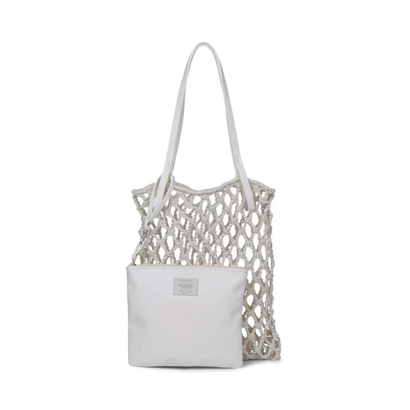 Ilse Jacobsen Tote bag Hvid 1