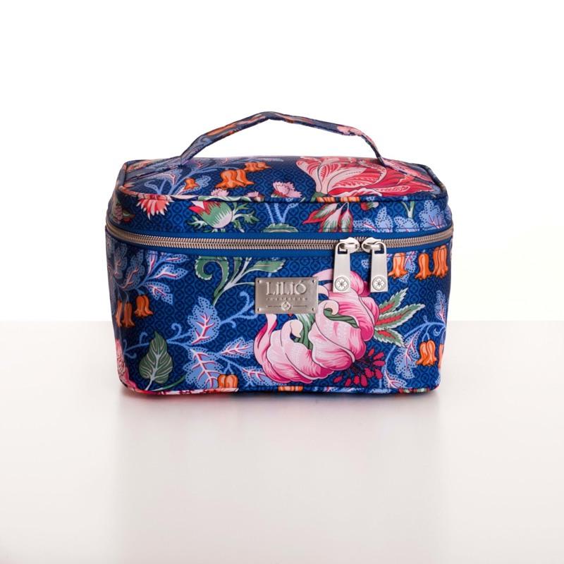 Lilió Toilettaske Beauty Case M Blå 1