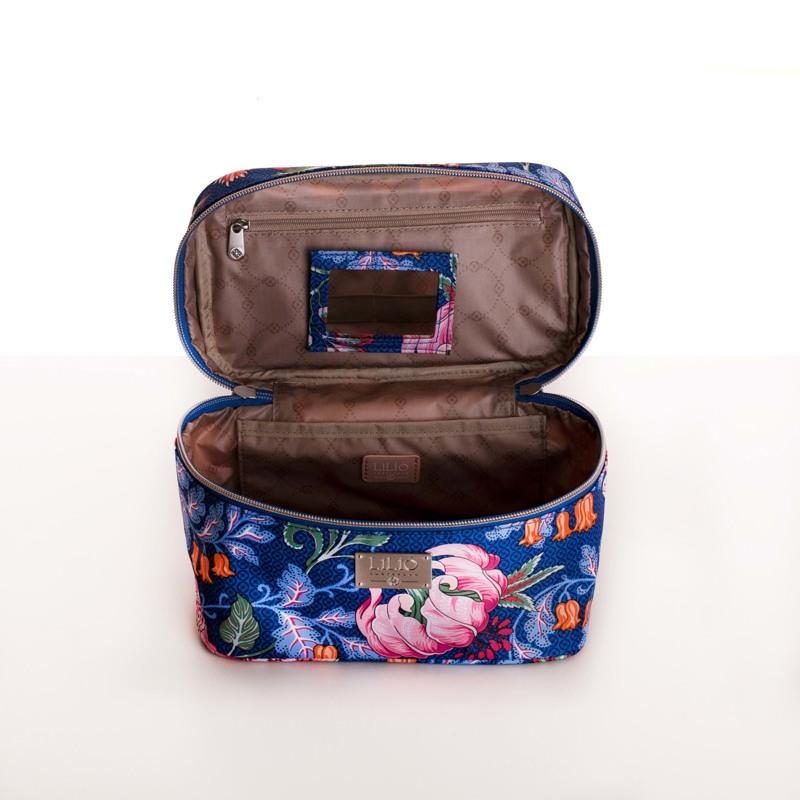 Lilió Toilettaske Beauty Case M Blå 3
