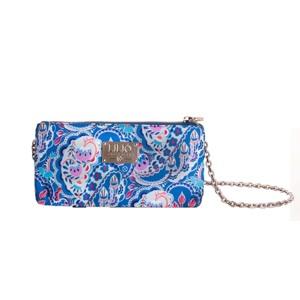 Lilió Pung Zip Wallet M Blå