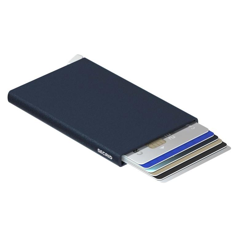 Secrid Kortholder Powder Mørk blå 1