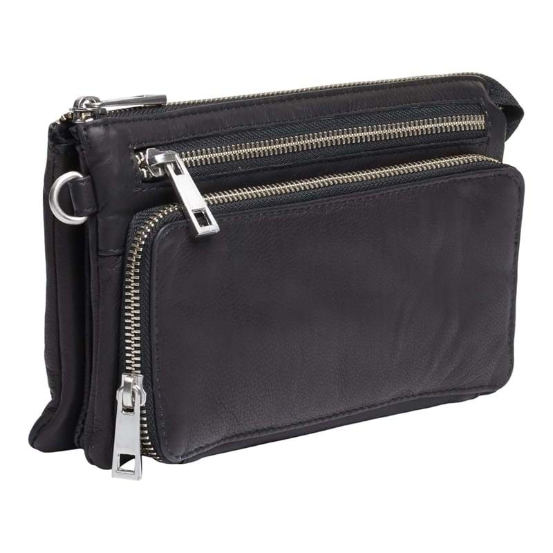 Clutch Freja Sort 1