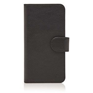 Castelijn & Beerens Mobilcover Nappa iPhone 6/6S/7/8/SE Sort