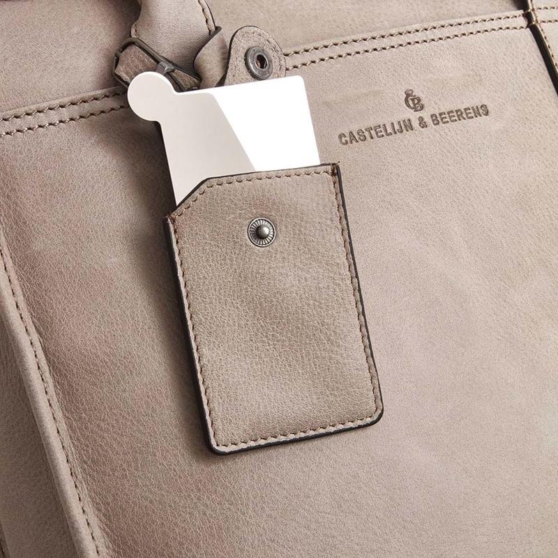 Castelijn & Beerens Shopper Carisma Grå 4