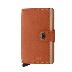 Secrid Kortholder Mini wallet Caramel