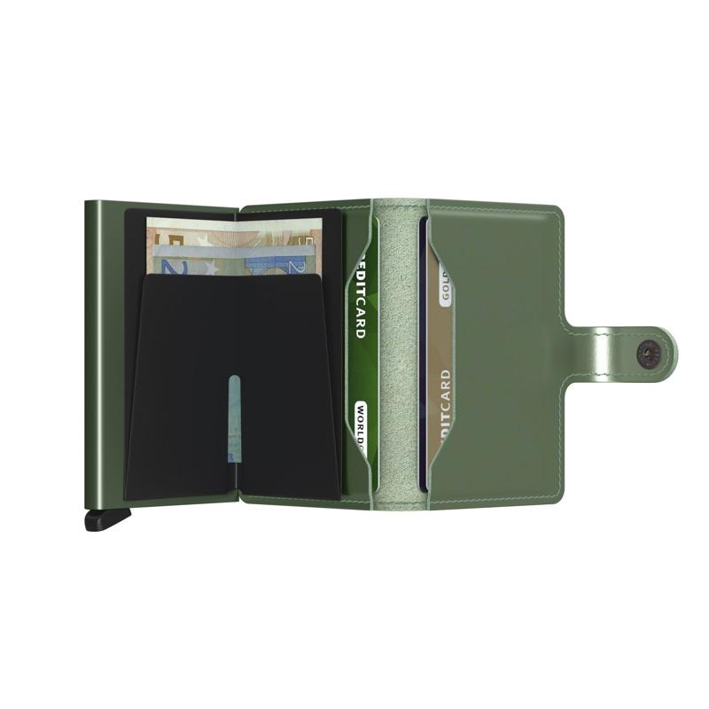 Secrid Kortholder Mini wallet L. Grøn 2