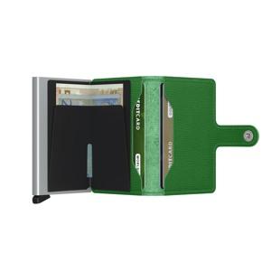 Secrid Kortholder Mini wallet Grøn alt image
