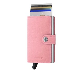 Secrid Kortholder Mini wallet Pink