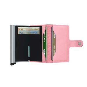 Secrid Kortholder Mini wallet Pink alt image