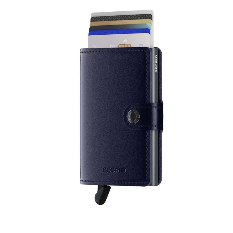 Secrid Kortholder Mini wallet Mørk blå 1