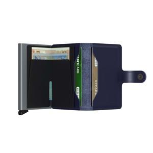 Secrid Kortholder Mini wallet Mørk blå alt image