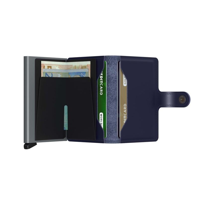 Secrid Kortholder Mini wallet Mørk blå 2