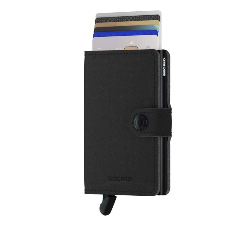 Secrid Kortholder Mini wallet Sort 1