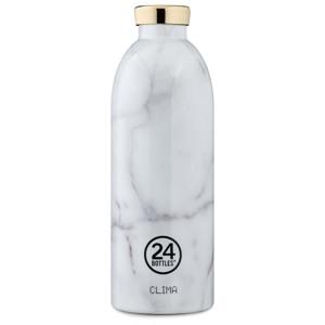 24Bottles Termoflaske Clima Bottle Hvid/Guld