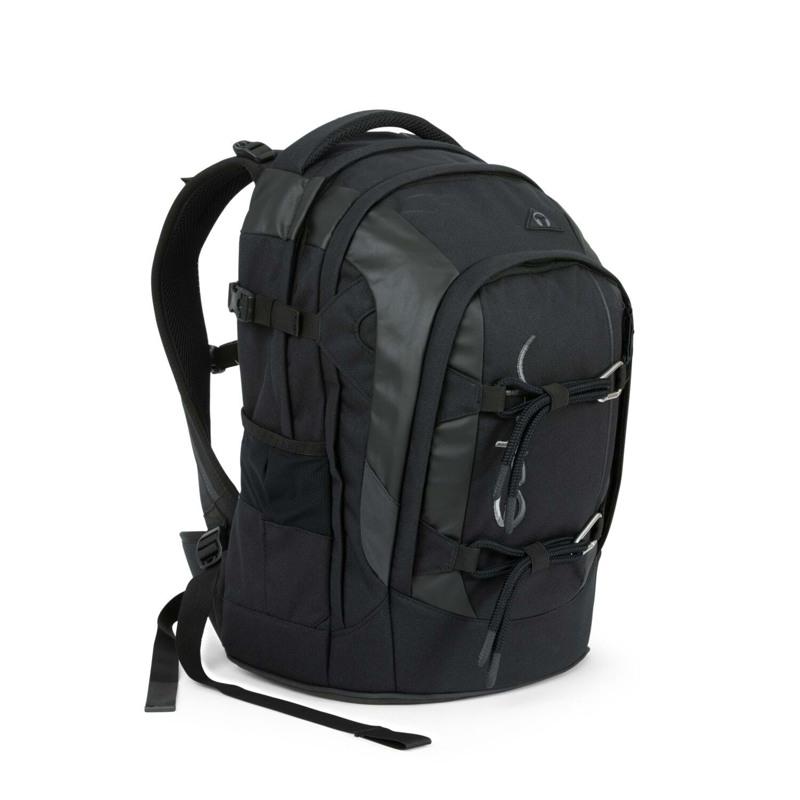 Satch Skoletaske Pack Limited Edit. Sort 2