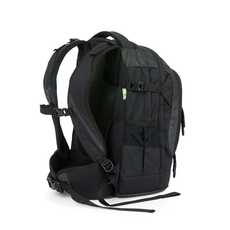 Satch Skoletaske Pack Limited Edit. Sort 4