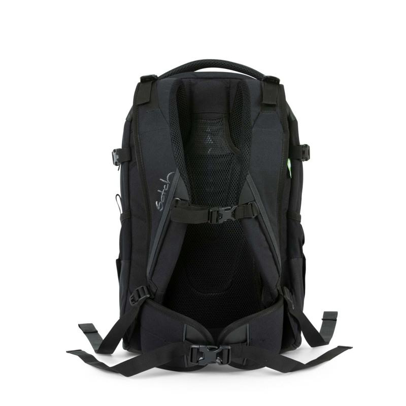 Satch Skoletaske Pack Limited Edit. Sort 5