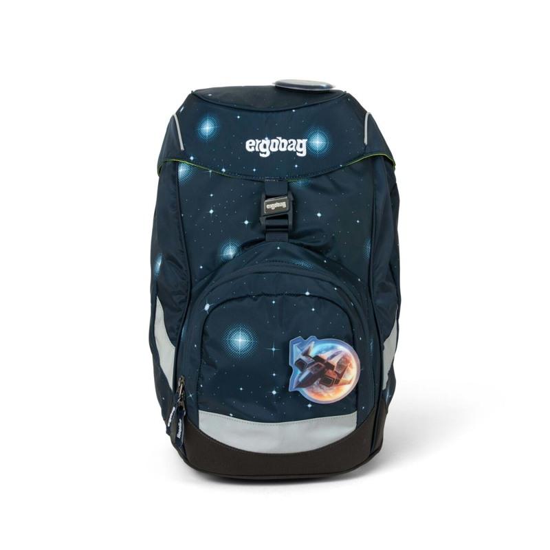 Ergobag Skoletaske Prime Galaxy Edit Mørk blå 1