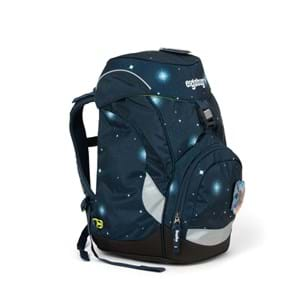Ergobag Skoletaske Prime Galaxy Edit Mørk blå alt image