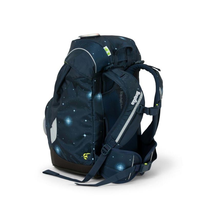 Ergobag Skoletaske Prime Galaxy Edit Mørk blå 6