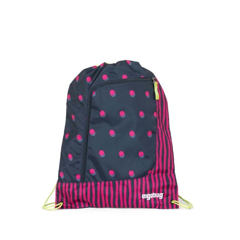 Ergobag Gymnastikpose Prime Sort/pink 1