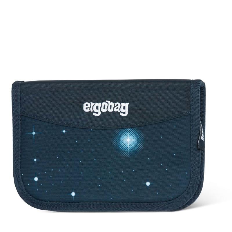 Ergobag Penalhus med fyld Galaxy Edit Mørk blå 1