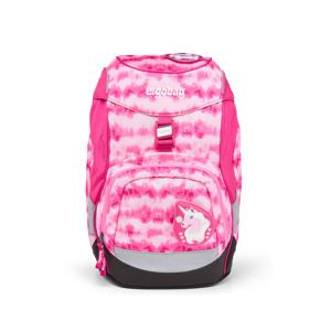 Ergobag Skoletaske Prime Pinky Edition Pink/hvid