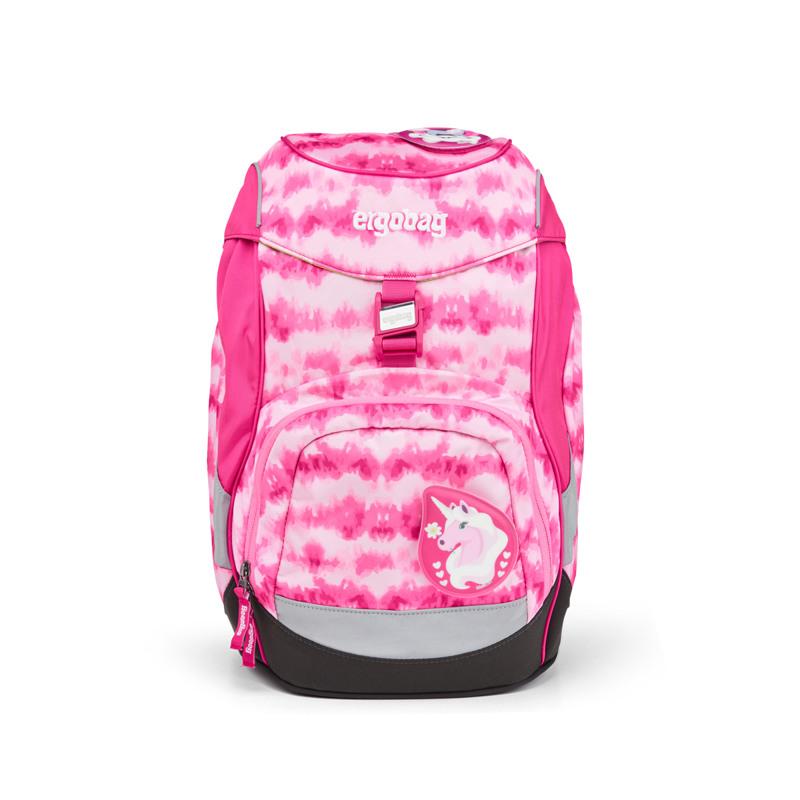 Ergobag Skoletaske Prime Pinky Edition Pink/hvid 1