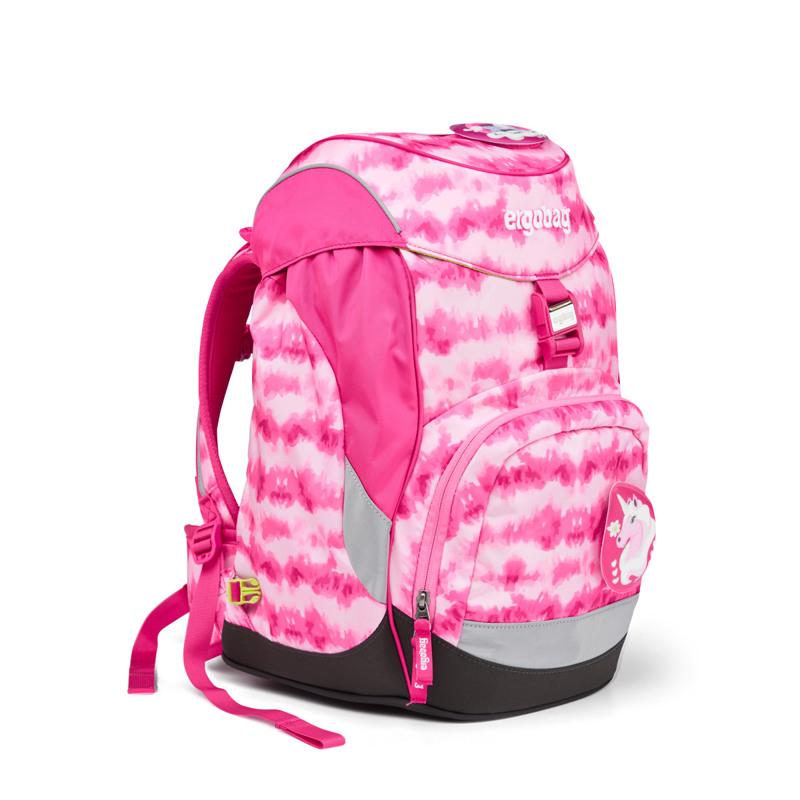 Ergobag Skoletaske Prime Pinky Edition Pink/hvid 2