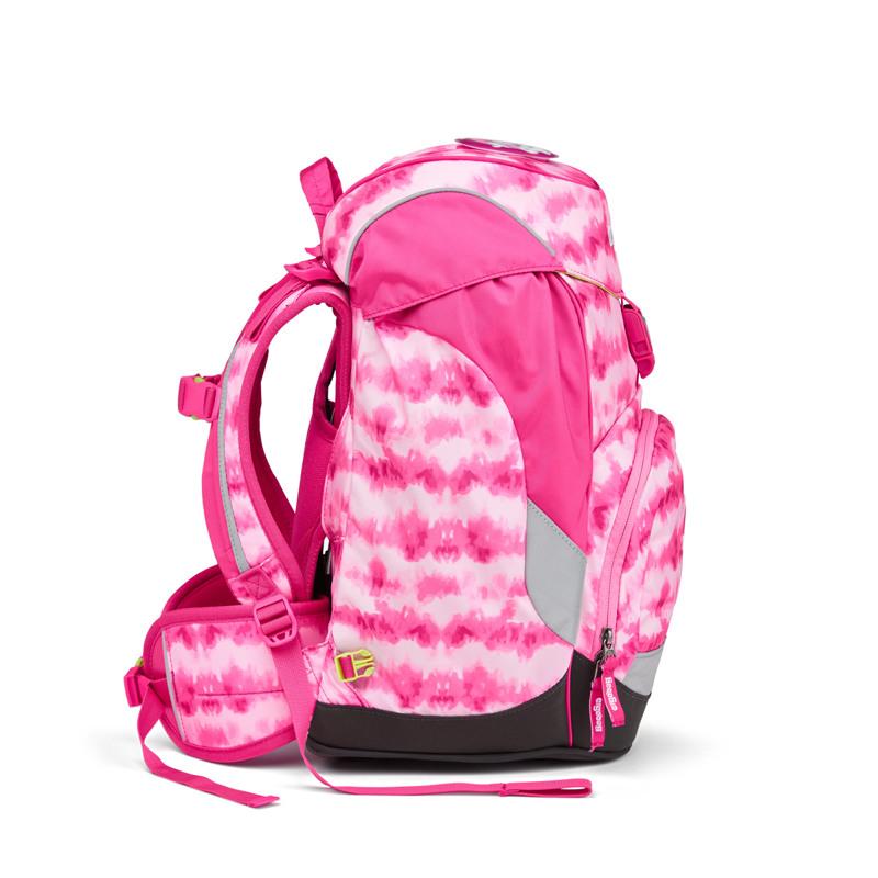 Ergobag Skoletaske Prime Pinky Edition Pink/hvid 3